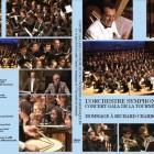 17ème album 2 CD 1 DVD Concert Gala tournée 2011 Hommage à Richard Charron
