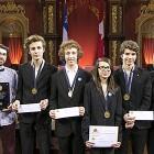Photo gagnants Jeunes démocrates 2016